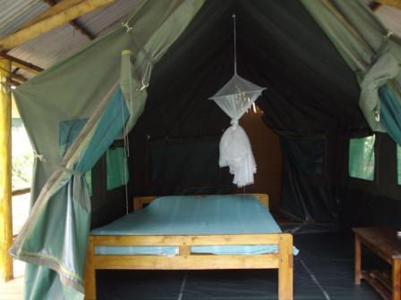 Recommended Gorilla Tour BudgetAccommodation - Buhoma Community RestCamp