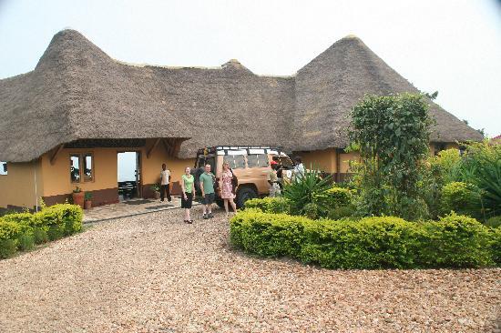 Uganda Lodge Queen Elizabeth Katara Lodge Queen Elizabeth