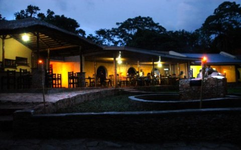 Primate Lodge Kibale Camp