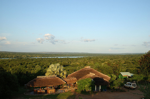 Red Chilli Rest Camp, a low budget accommodation and camping in Murchison Falls Naional Park