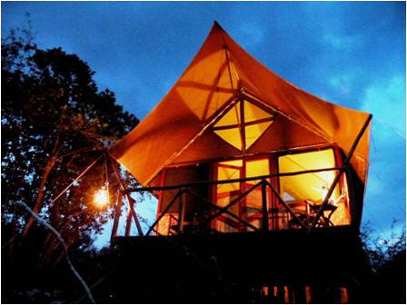 Queen Elizabeth Bush Lodge