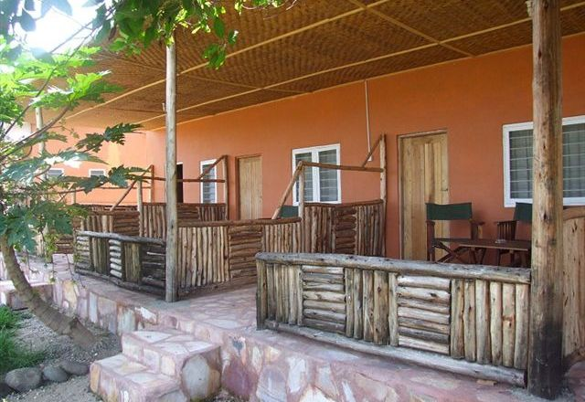 Simba Safari Camp  - Main Building