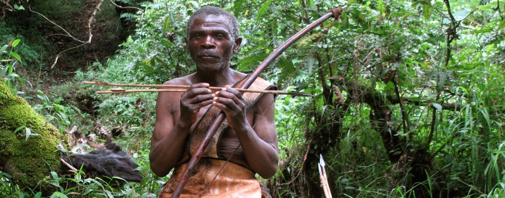 Bwindi batwa experience Batwa pygmies Uganda batwa trail