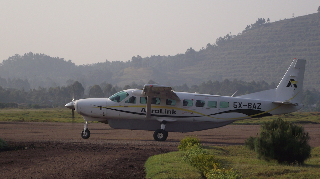 Uganda fly in safaris fly-in tours Flying Uganda Gorilla Trekking Safari - 4 Days gorillas and wildlife safaris