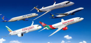 Flying to Uganda - International's Flights to Uganda Safaris