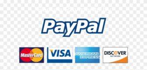Pay Gorillas safari with PayPal, card visa