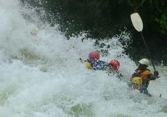 Whitewater rafting gorilla trek tour Uganda Gorillas and Wildlife Safaris